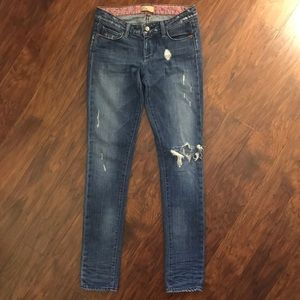 Paige Premium Denim Skyline Style Jeans Women's 26
